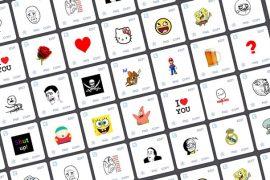 سمبول ها و شکلک های مختلف در فیس بوک و توییتر