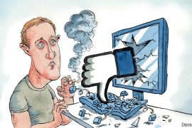 Facebook scandal 'hit 87 million users'