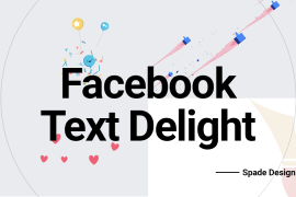 Activating Facebook's Text Delight Animations, All keywords